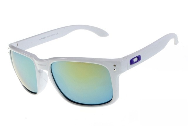 84cbc141bf Oakley Holbrook sunglass white frame   black iridium lens - fake ...