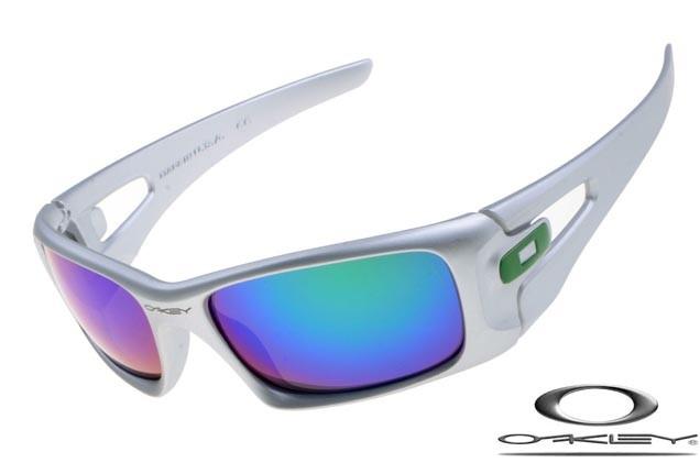 cbd48e7bcb626 Oakley crankcase sunglasses silver   ice iridium - fake oakleys store