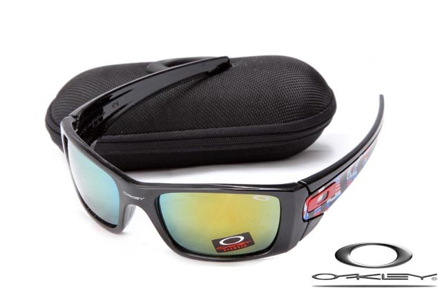 3e677d12c5 Oakley fuel cell sunglasses polished black   fire iridium for sale ...