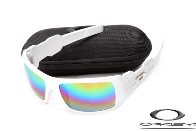 e044c77356 Oakley oil drum sunglasses white   colorful - fake oakleys store