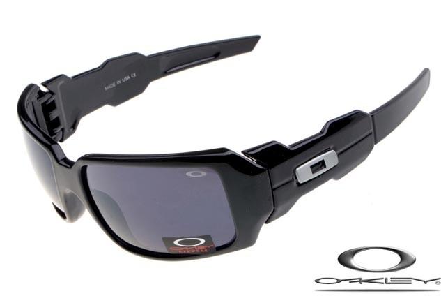 b56071b631 Oakleys oil drum sunglasses matte black   clear - fake oakleys store
