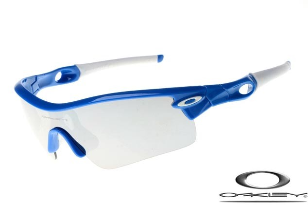 3419ece7a7a oakley radar path sunglasses sky blue   silver iridium - fake ...