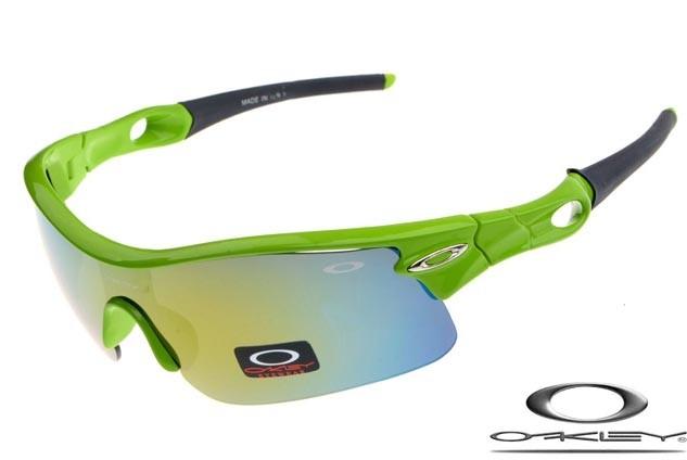 b1946f00d72 ... 50% off oakley radar pitch sunglasses island green ice iridium bb880  ce568